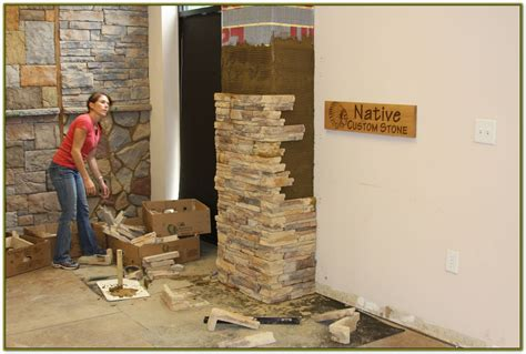 100 interior brick veneer home depot manufactured