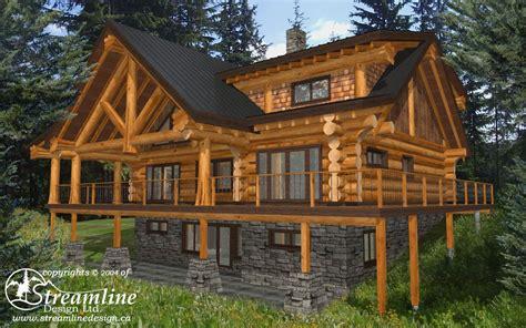 2018 log and timber home designs streamline design