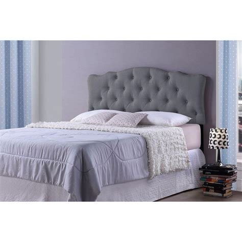 grey tufted headboard queen gray tufted headboard queen 28 images skyline