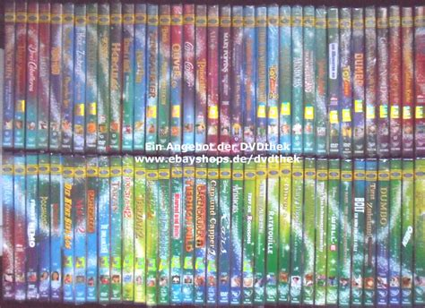Special Collection dvd set walt disney special collection sammlung rarit 228 t