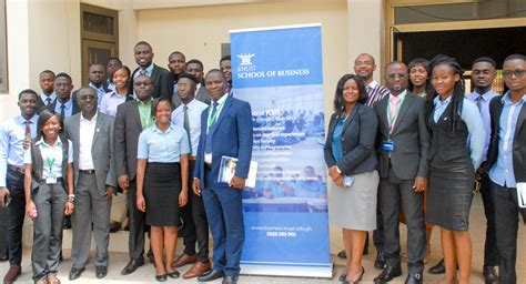 Knust Business School Mba by Knust School Of Business Ksb Students Launches Mobile