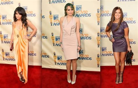 Best Dressed Of 2007 Hudgens by Best Dressed At The Mtv Awards Hudgens
