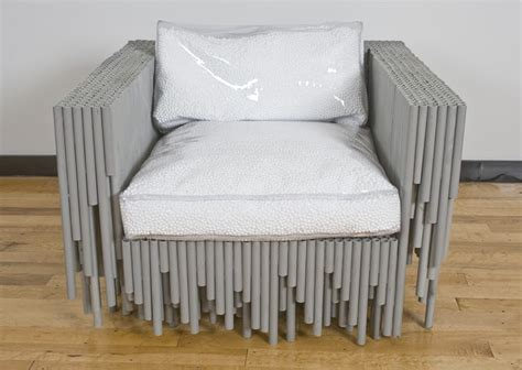 pvc couch pipe dreams 15 unexpected projects using pvc designrulz