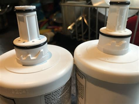 solved water filter wont install samsung community