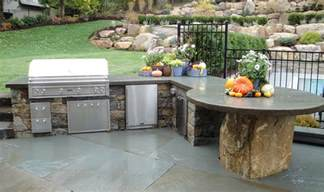 bbq kitchen ideas outdoor kitchens cording landscape design