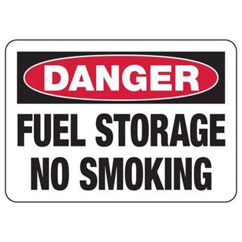 fuel storage no smoking sign osha danger sku s 1846 danger signs fuel storage no smoking seton