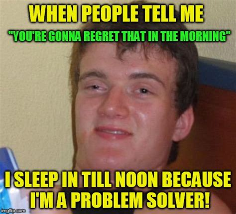 Meme Problem - problem solving imgflip