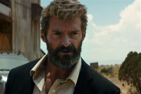 wolverine logan 2017 hype we got an early look at logan