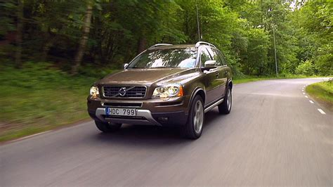 volvo media site volvo xc90 model year 2012 driving footage 1 54 site