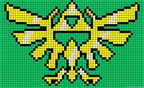 zelda triforce pattern 476 best ideas about patterns on pinterest perler beads