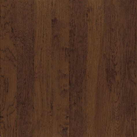 shop shaw 0 37 in hickory engineered hardwood flooring