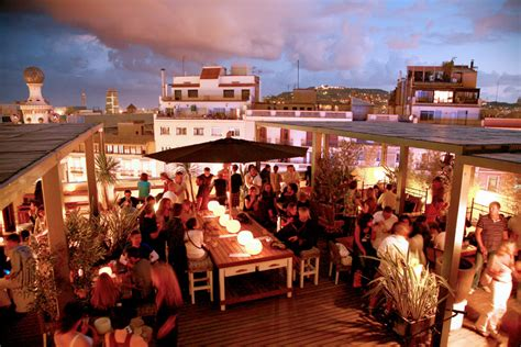 Roof Top Bars Barcelona by Barcelona S Best Rooftop Bars Alizee