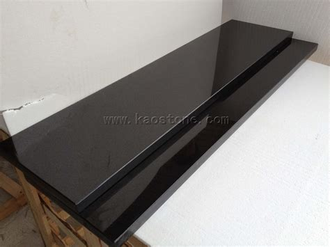 Black Window Sill China Granite Marble Granite Tile Supplier Xiamen Kao