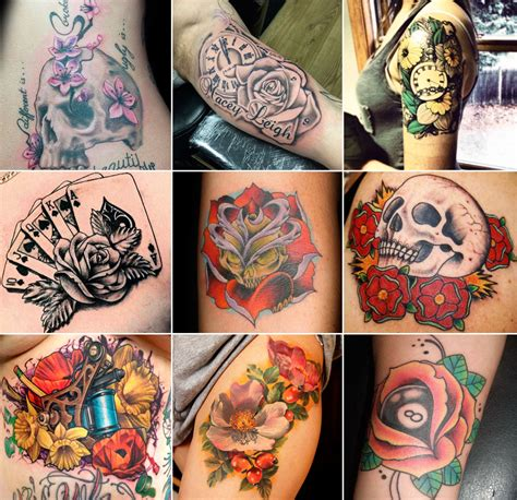 foto tatuaggi farfalle e fiori tatuaggi con fiori significato e 200 foto beautydea