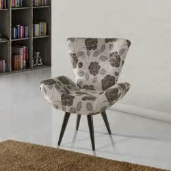 poltrona decorativa american comfort em tecido