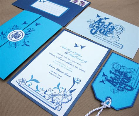 Invitation Letter Design Goes Wedding 187 Hawaiian Wedding Invitation Design With Letter Ideas By Kathy Mueller