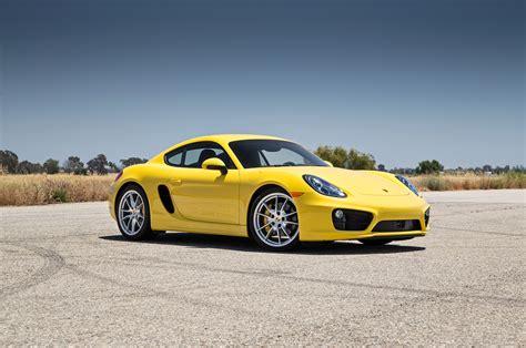 Porsche Cayman 2014 2014 Porsche Cayman S Test Motor Trend
