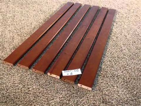 Wooden Futon Replacement Parts by The Boomerang Ranch Style Bunk Bed Solid