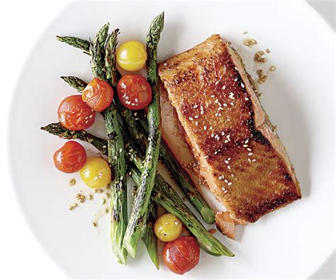 cook wild salmon     finecooking