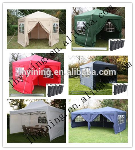 pavillon 2 5x2 5 falt pavillon popup gazebo with windbar buy pop up