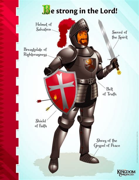 free coloring pages of armor of god breastplate