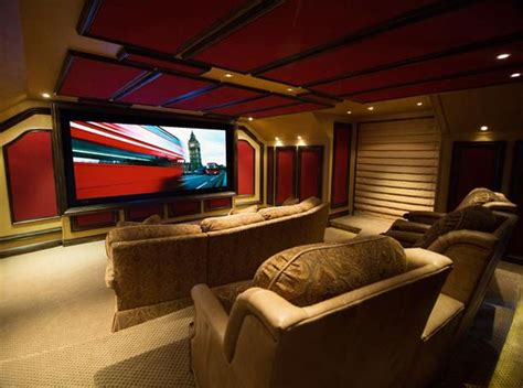 home theater design ta inspiring modern home theater ideas from cedia