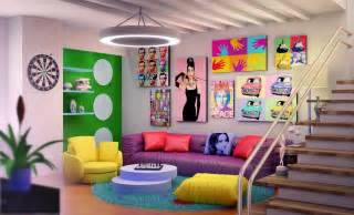 tendencias en decoraci 243 n estilo pop art decoraci 243 n del hogar home interiors paintings home painting ideas