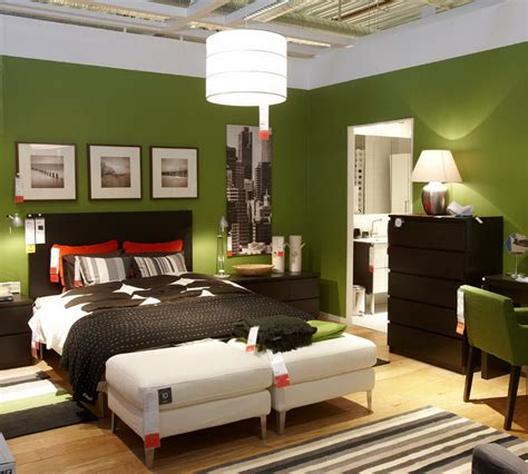 green bedroom colors how to decor room in green color interior designing ideas
