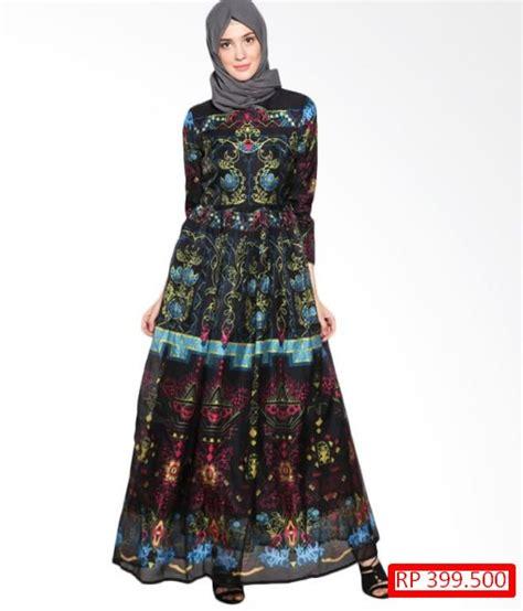 desain baju batik gamis terbaru 31 model baju batik kombinasi gamis terbaru cantik dan
