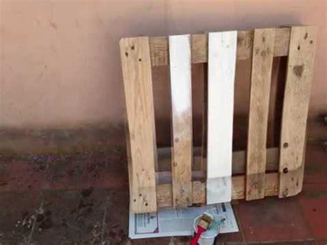 Costruire Un Tavolo Coi Bancali by Come Costruire Un Tavolino Con Un Pallet