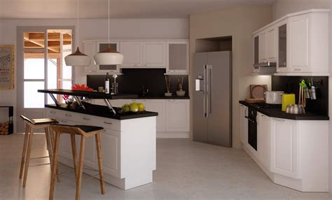 maison avec cuisine americaine cuisine americaine cuisine en promo cbel cuisines