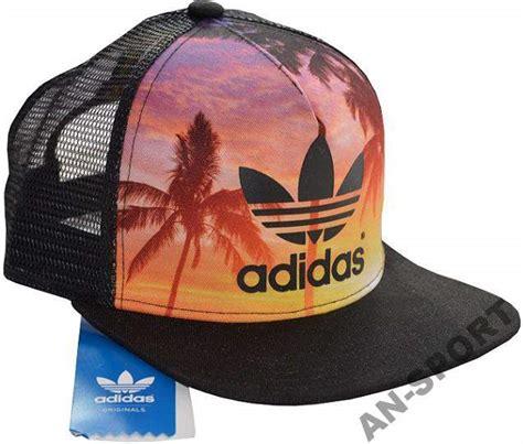 Trucker Z adidas wyjątkowa czapka z prostym daszkiem trucker zdjęcie na imged