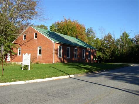 Durham Maine Town Office by Durham Maine An Encyclopedia