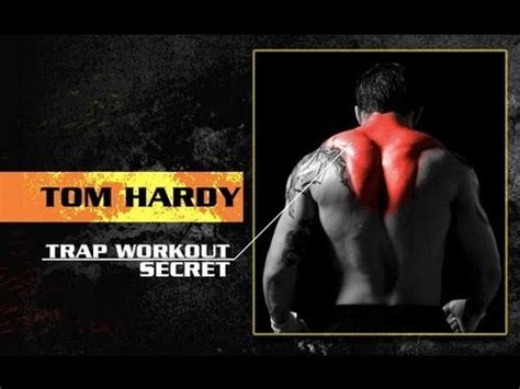 tom hardy traps workout secret for bigger traps now