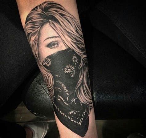 bandana tattoos gangster mask pesquisa tetk 243