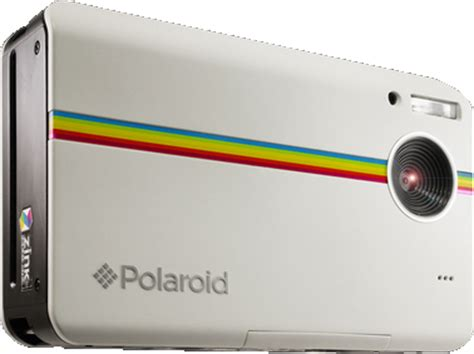 polaroid launches z2300 'instant' digital camera with