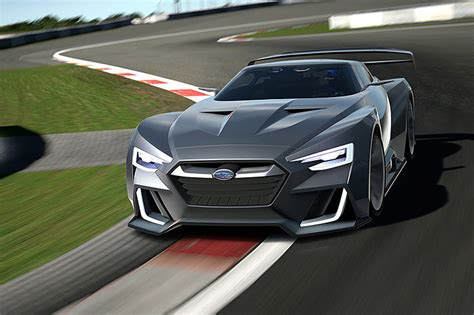 Supercars Subaru And Trends Motor1 Com