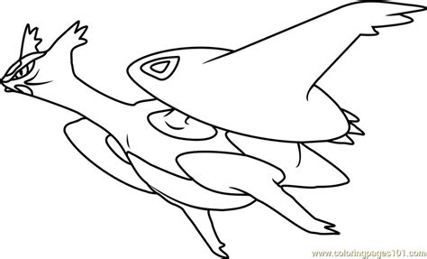 pokemon coloring pages mega beedrill mega latios pokemon coloring page http coloring2pagescom
