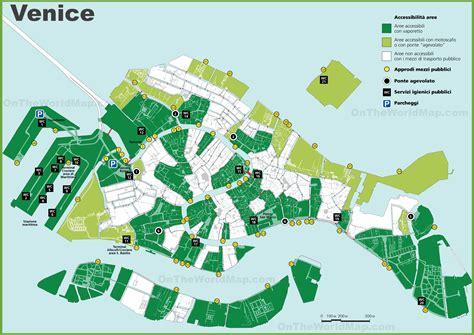 venice map venice toilet map
