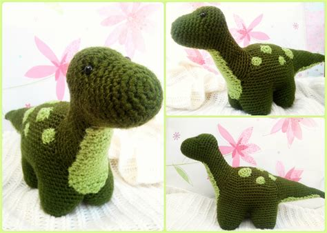 amigurumi dinosaur the dinosaur free amigurumi pattern the magic