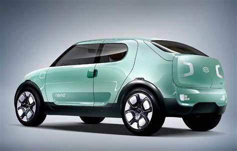 Kia Concept Truck Kia Naimo Electric Concept Car Debuts In Seoul Autoevolution