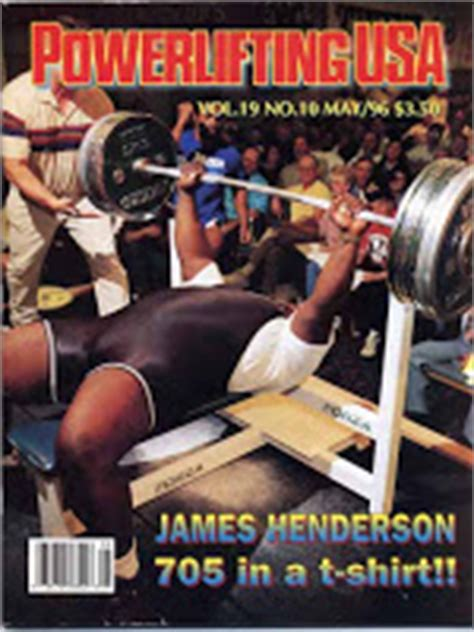 alabama bench press record strength fighter juillet 2011