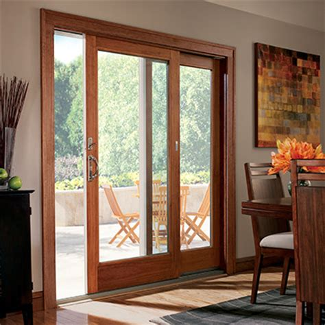 Trim Around Sliding Glass Door Wood Trim On Sliding Glass Door And Window In Kitchen