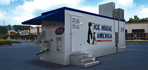 ice house america ice house america a network of self service ice machines northeast florida