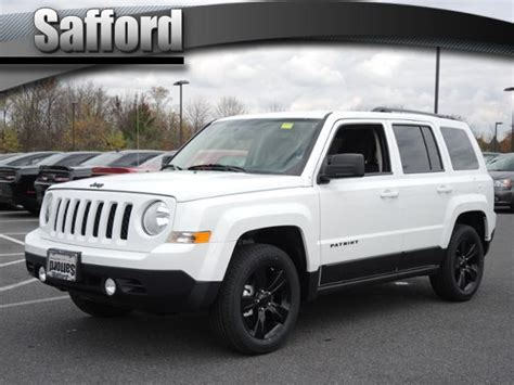 white jeep patriot with white rims jeep patriot white virginia mitula cars