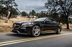 Mercedes C63 Amg Review 2015 Mercedes Amg C63 S Review Test Motor Trend