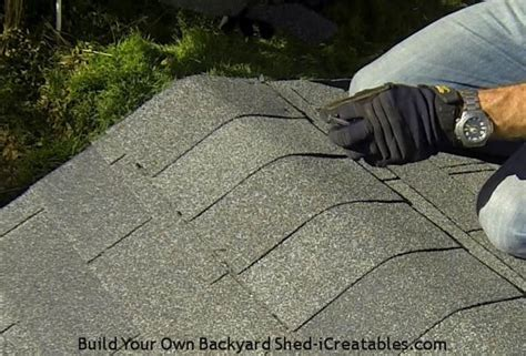 Shed Roof Ridge Cap by How To Roof A Shed Roofing A Shed Icreatables