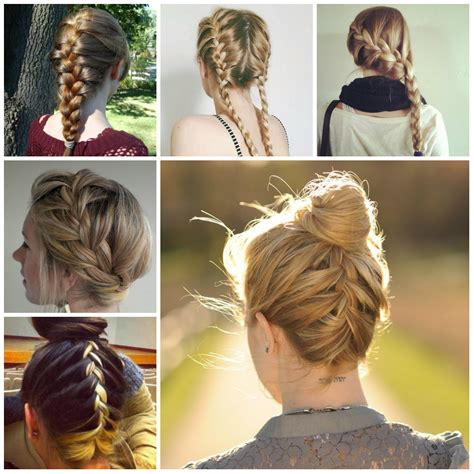 new farnch hair satyl braided hairstyles new haircuts to try for 2017