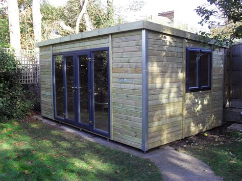 Room Pent by Pro Workshop Pent Garden Room Heavy Duty Garden Workshops