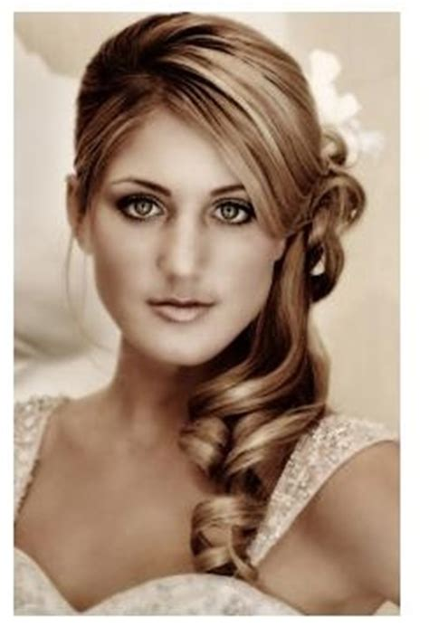 elegant hairstyles to the side 40 elegant side swept updos and hairstyles